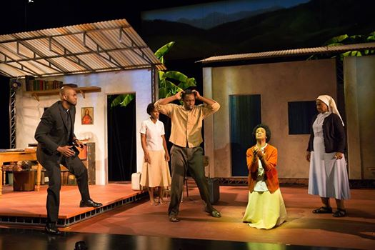 Signature Theatre invites FYD to see Our Lady of Kibeho