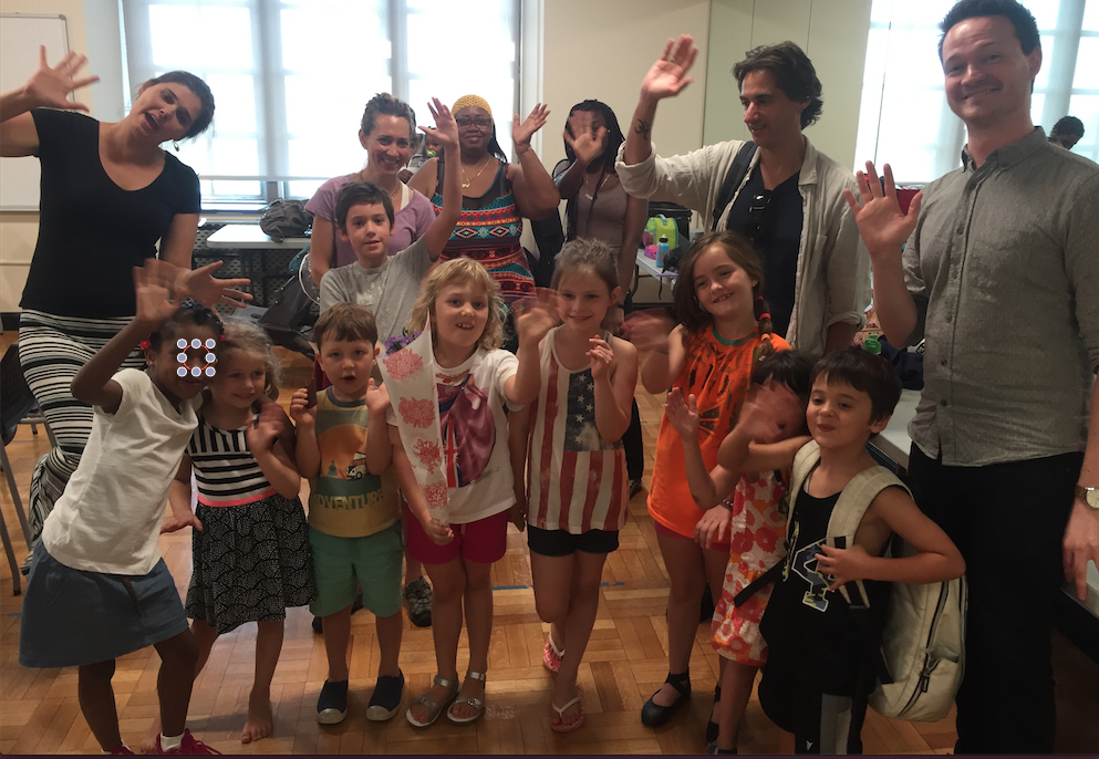 Theatre Builders Camp for Dream Kid