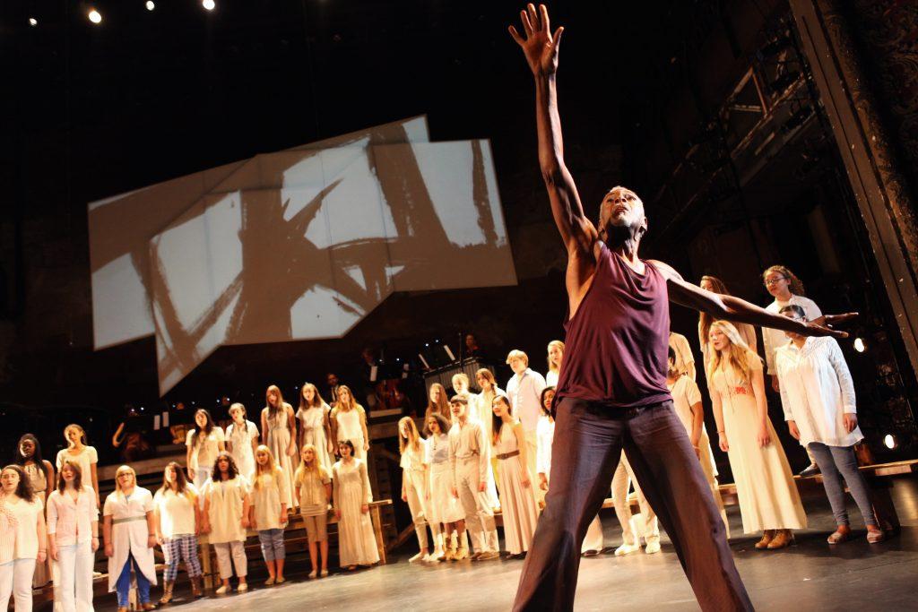 Brooklyn Youth Chorus Wows FYD