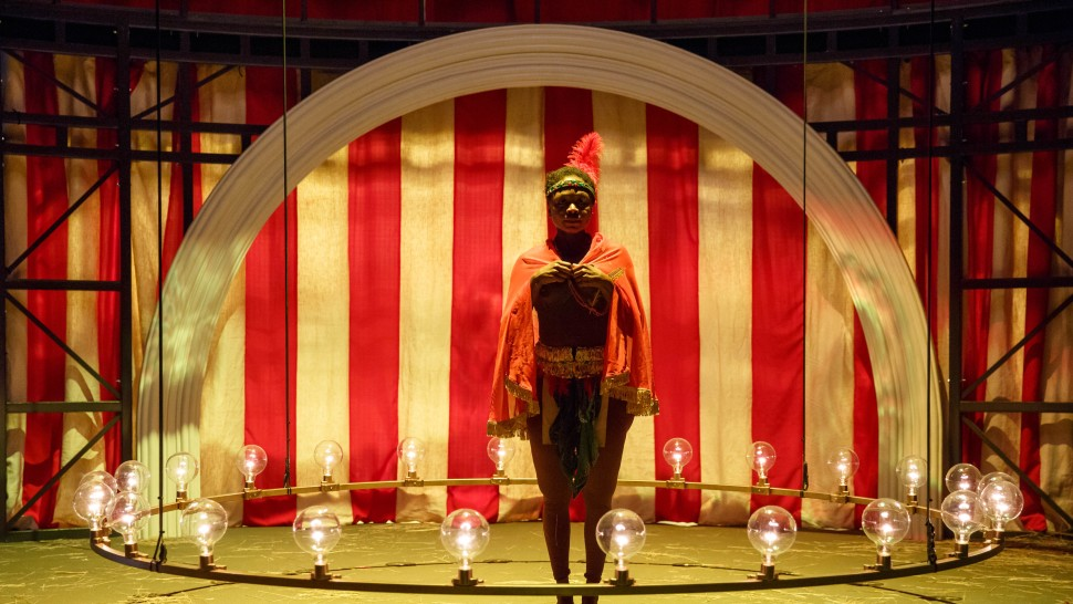 Venus of Hottentot at Signature Theatre