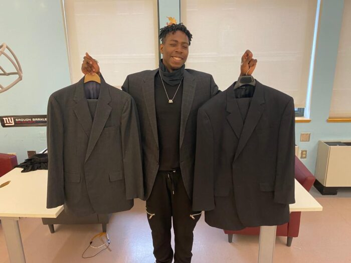 Foster Your Dream, Suit Drive,